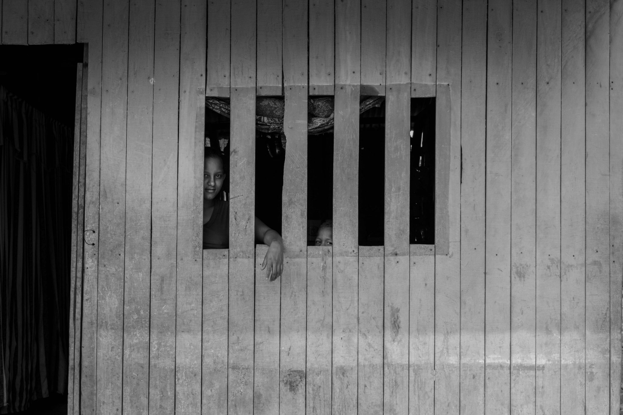 Serie Puertas y ventanas.