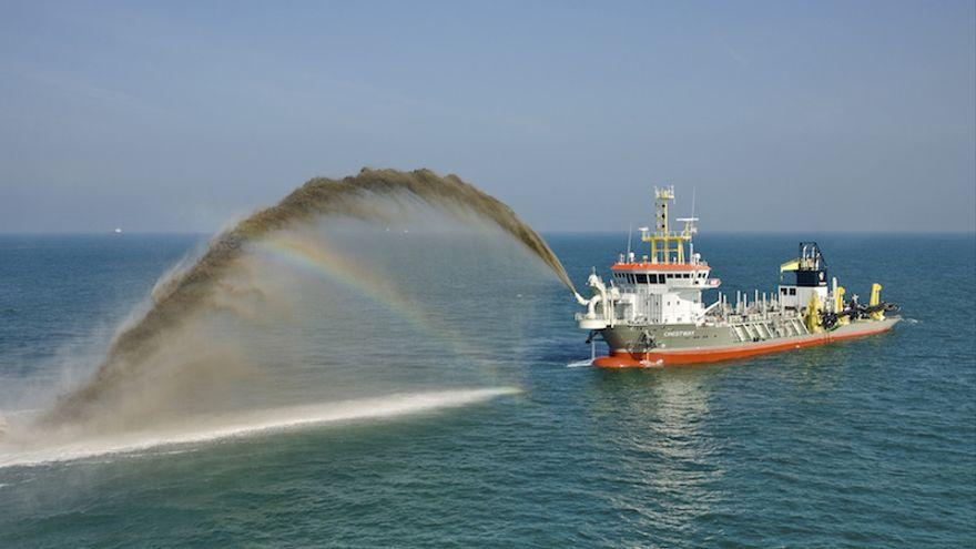 Minería submarina / Foto: EFE