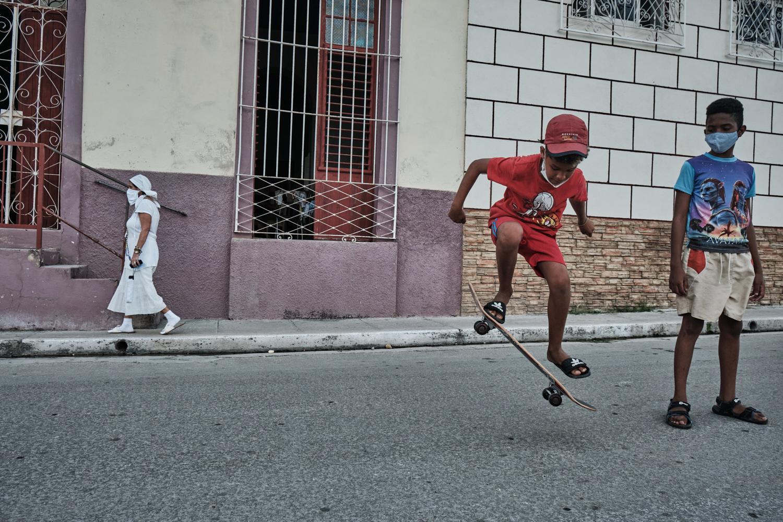 David López. Cuban Life Beyond Havana. Matanzas, agosto de 2020.